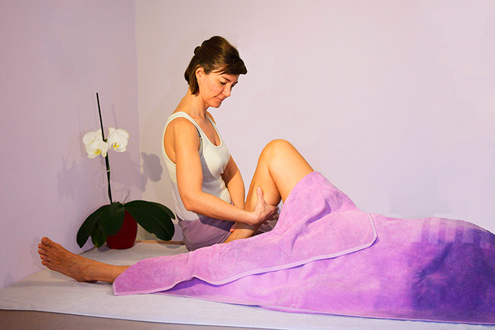 massage lymphatique