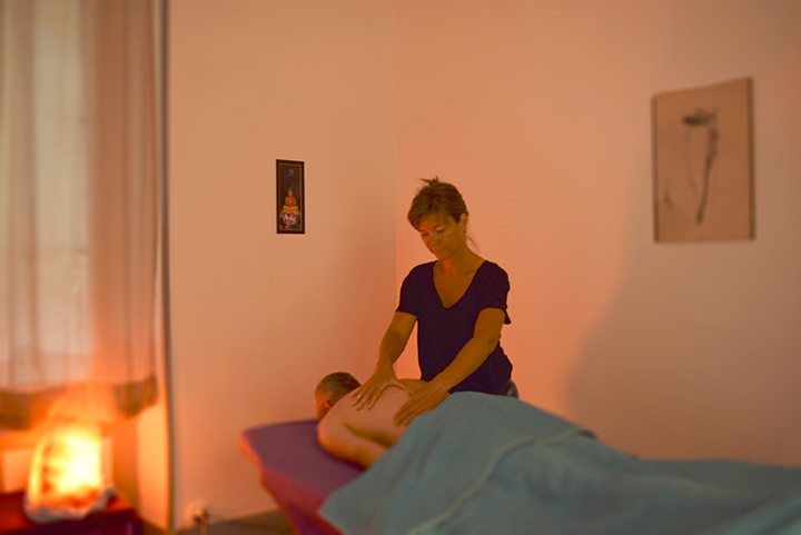 massage therapeutique